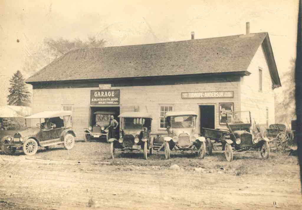 Blacksmith Shop 1930's